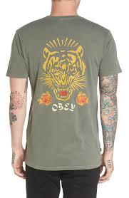 men u0027s obey t shirts u0026 graphic tees nordstrom