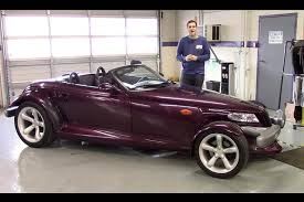 prowler press the site of here s why the plymouth prowler is the strangest 1990s car
