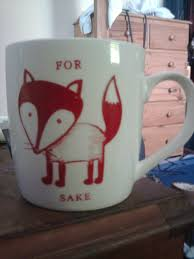 Fox Mug by One Of My Best 2 Purchases Funny