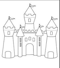coloring wonderful easy draw castle s1ijum coloring