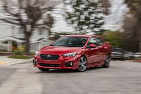 2017 subaru impreza sedan sport 2017 subaru impreza 7 reasons to get the hatch and skip the sport