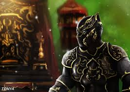 black king wallpaper black panther wakanda king artwork hd movies 4k wallpapers images