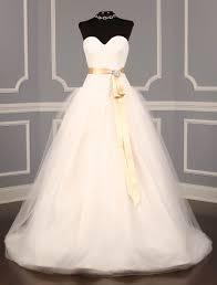 Designer Wedding Dresses Vera Wang Vera Wang Margaret 110714 Discount Designer Wedding Dress