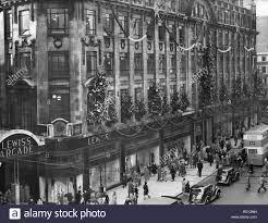 christmas store black and white stock photos u0026 images alamy
