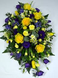 Spring Flower Bouquets - elegant funeral sprays spring funeral spray flowers projects