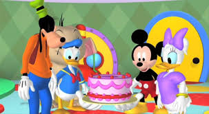 mickey mouse birthday minnie s birthday