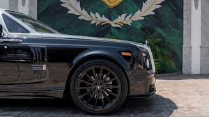 wrapped rolls royce dub magazine rolls royce phantom forgiatos