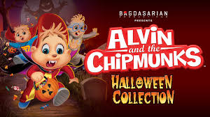 alvin and the chipmunks halloween collection youtube