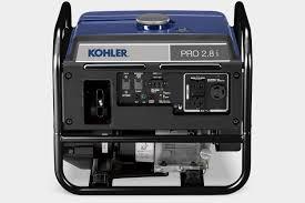 kohler portable generators pro2 8i portable generator