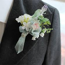 Corsage And Boutonniere Cost Aliexpress Com Buy Artificial Wedding Flower Best Man