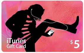 5 gift card service itunes gift card 5