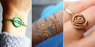 18 diy handmade jewelry projects