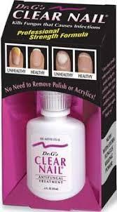 dr g u0027s clear nail fungus treatment u2013 bel mondo salon