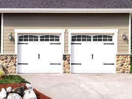 Garage Door Decorative Hardware Kit Option Types Garage Door