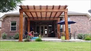 Building A Pergola On Concrete by Pergola Patio With Flagstone Banding Flagstone Slab Walkway