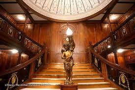 titanic the artifact exhibition museum in orlando