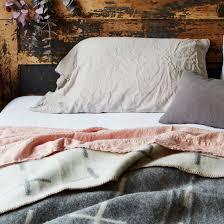 Grey Linen Bedding Belgian Linen Bedding Sets Home Beds Decoration