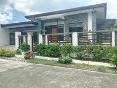modern bungalow house design modern bungalow house plans in philippines