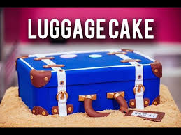 cake how to how to make a luggage cake kick the new year with chocolate