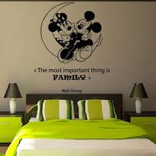 Disney Quotes Wall Decals Disney Mouse Wall Decals Smile Wall - Disney wall decals for kids rooms
