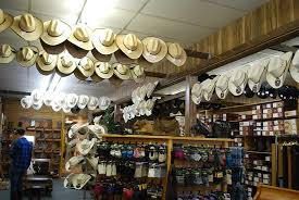 s boots store need a hat or boots review of wayne s boot shop wy