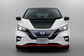 nissan leaf nissan leaf nismo concept heading to 2017 tokyo motor show