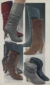 womens boots trends 1980s fashion styles trends pictures