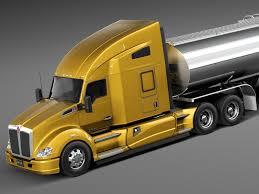a model kenworth rebusmarket high quality 3d models