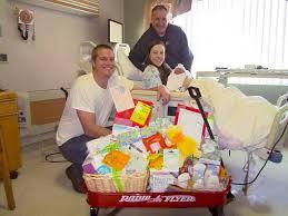 hospital gift basket newborn baby of 2014 at nevada memorial hospital