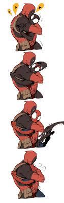 like deadpool before it the deadpool hug deadpool spideypool and marvel