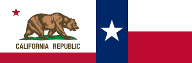 Texas State Flag Image Economic Snapshot Is Texas The New California