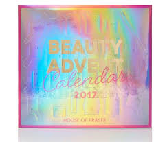 beauty advent calendar house of fraser beauty advent calendar 2017 contents