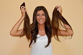 in hair extensions how to subtly put in hair extensions before after pumps iron