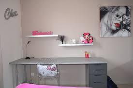 bureau plan de travail ikea chambre de ma fille ado photo 5 12 grand bureau fait avec plan