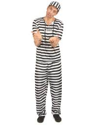 prisoner costume prisoner costume for men adults costumes and fancy dress costumes