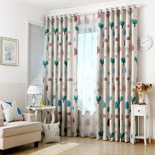 Kitchen Curtain Material by Aliexpress Com Buy Blackout Curtains Luxury Fashion Style