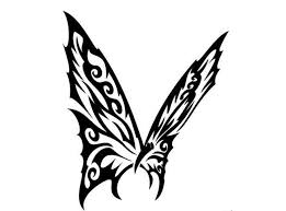 23 best tribal butterfly tattoos on shoulders images on