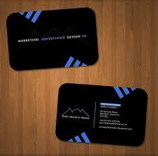 prototype business cards designed for zero degrees media