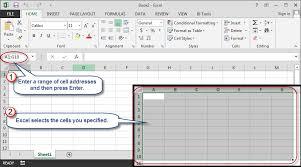 twenty five ways to use excel u0027s name box accountingweb