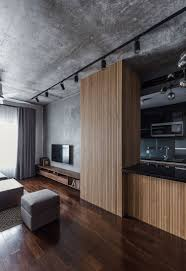 Industrial Apartment Small And Stylish Apartment With An Industrial Vibe Digsdigs