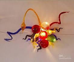 Art Glass Sconces Hand Blown Glass Art Wall Sconce Art Glass Wall Lamp Murano Glass