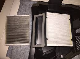 lexus rx400h air filter cabin air filter replacement mbworld org forums