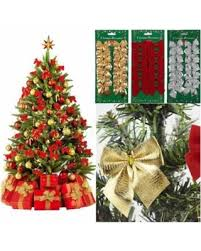 sale tree ornaments mixed color tree decoration