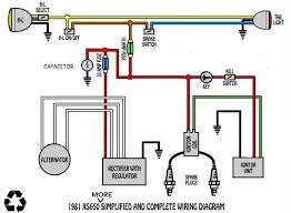 ignition coil wiring diagram besides simple motorcycle points and