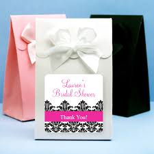 wedding candy favors bridal shower personalized candy bag favor bridal shower favors
