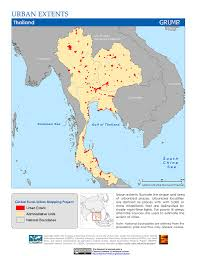 China Population Density Map by Map Gallery Sedac