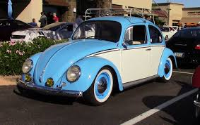 volkswagen beetle 1960 interior classic type 1 volkswagen beetle baby blue and white two tone