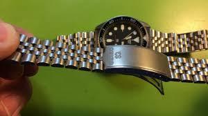 seiko solid bracelet images Seiko 39 s greatest bracelet the z199 solid link jubilee jpg