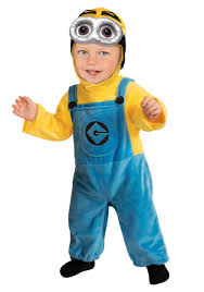 Halloween Costumes Kids Minion Toddler Costume