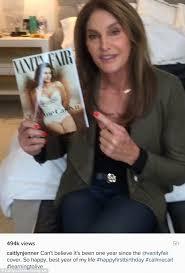 Tiger Woods Vanity Fair Caitlyn Jenner Catches Up With Pals After Marking One Year Since